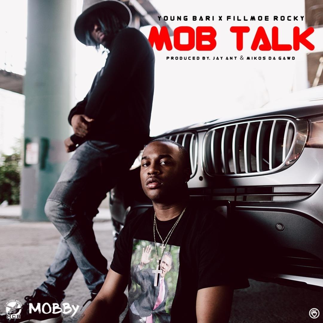 Young Bari x Fillmoe Rocky - Mob Talk (Prod. Jay Ant & Mikos Da Gawd) [Thizzler.com]
