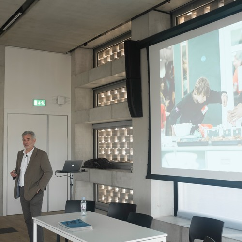 Building Learning Spaces - Andrew Brewerton