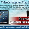 Download Videoder app for Mac OS/PC/Pro