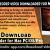 Download Videoder video downloader for Mac PC/OS/Pro