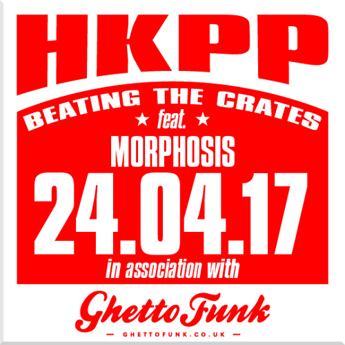 Beating The Crates 24.04.17