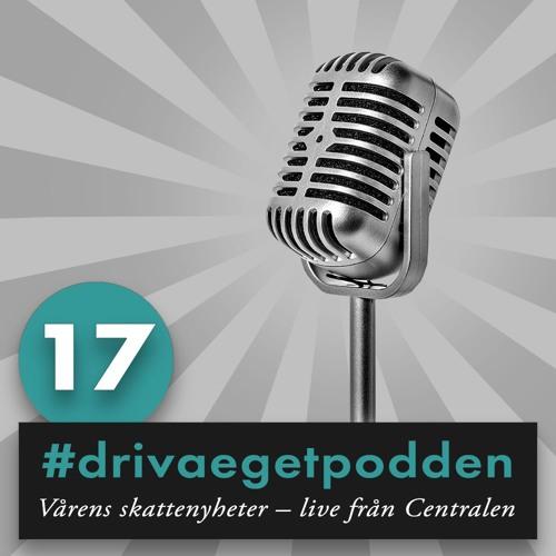 17. Vårens skattenyheter – liveinspelning från Centralen Stockholm