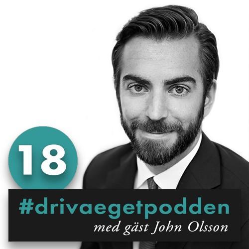 18. Med gäst John Olsson, specialiserad på media- och marknadsrätt
