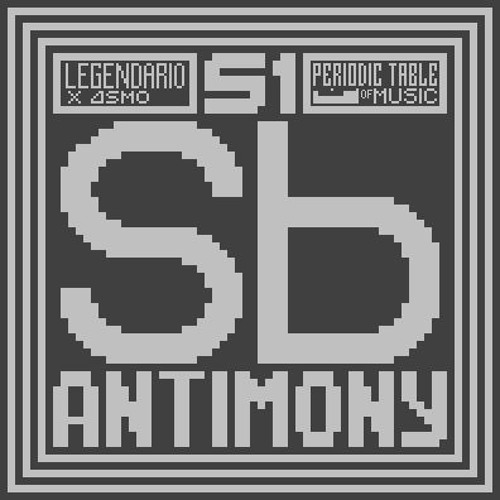 Asmodean_ & Legendario - Antimony