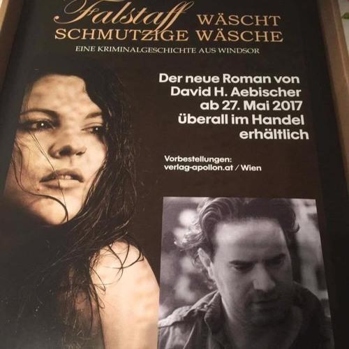 Autor David Aebischer live bei Radio Blitz (17Apr17)