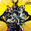 Boku no hero academia season 2 op full -peace sign-