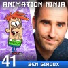 AN 41: Ben Giroux and Bunsen Is a Beast