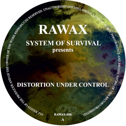 System Of Survival - Distortion Under Control (Rawax) *Preorder*