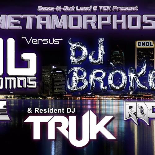 Truk live set at Metamorphosis 2017 - 04 - 07