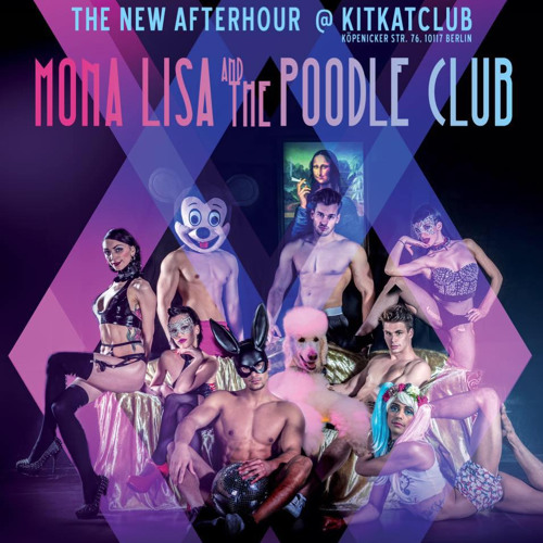 2017.04.23 -Mona-Lisa & the PoodleClub! Part 1/2