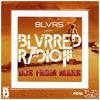 BLVRS & Djs From Mars - BLVRRED Radio #016 2017-04-25 Artwork
