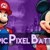 Mario Vs Mickey S01 E01 Remastered Epic Pixel Battle Mp3