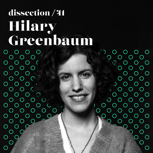 Episode 41 - Hilary Greenbaum and the Whitney Biennial
