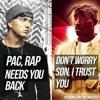 2pac Eminem Dear Mamma Remix