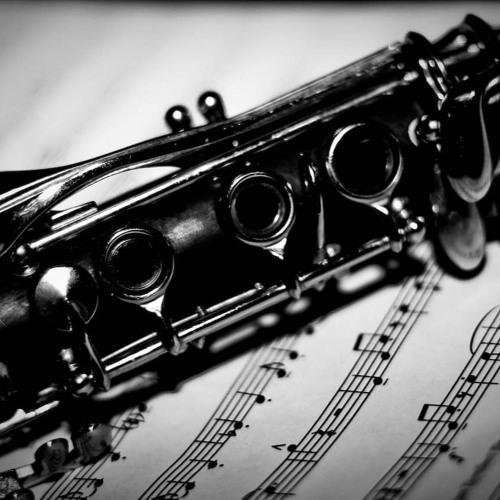 Je vois l'océan for Clarinet & Piano