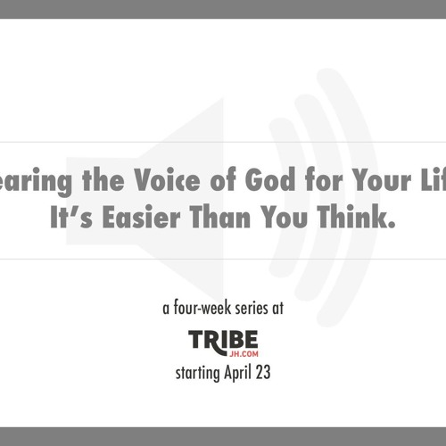 Hearing The Voice Of God Wk 1