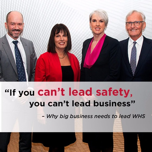 Why big business needs to lead work health and safety