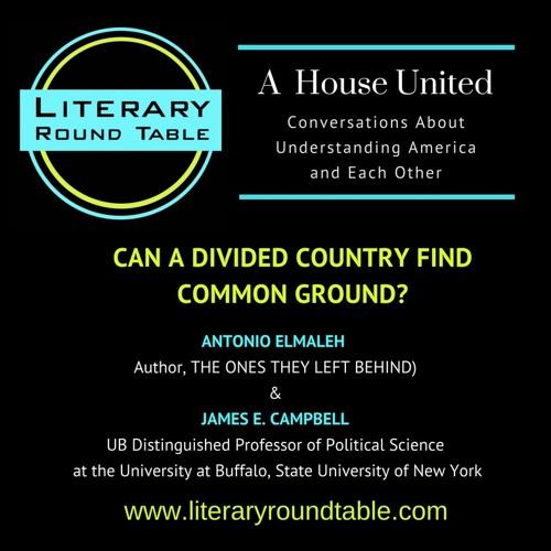 Antonio Elmaleh By Literary Round Table, Round Table Campbell