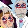 Rick And Morty Dubstep Acid Trance Remix