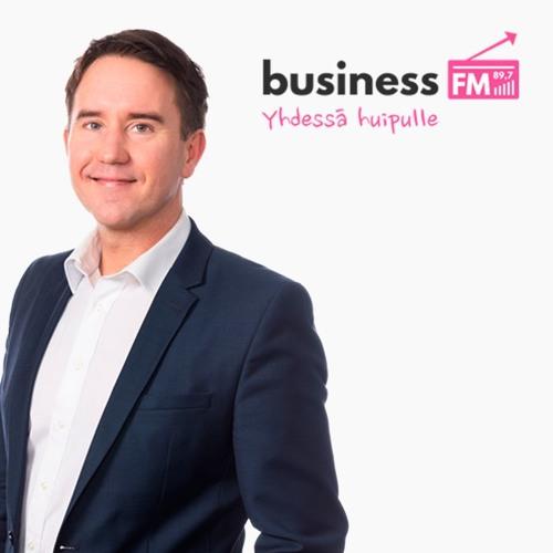 BusinessFM:n Aamuvieraana Helsingin Yliopston talouden tutkijatohtori Tuomas Malinen