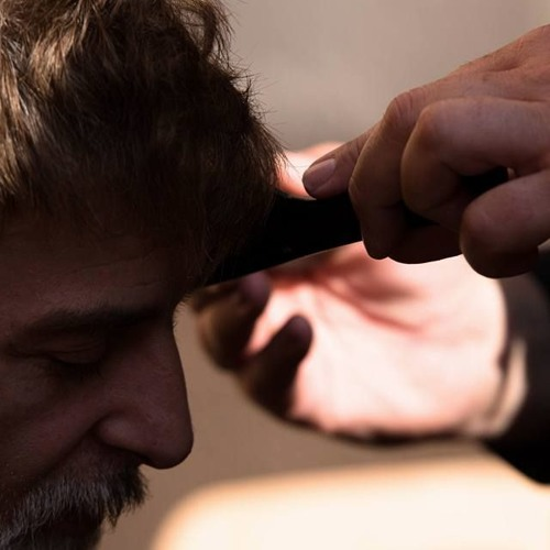 Barber Angels in Bonn am 24. April 2017: Haarschneideaktion für Obdachlose