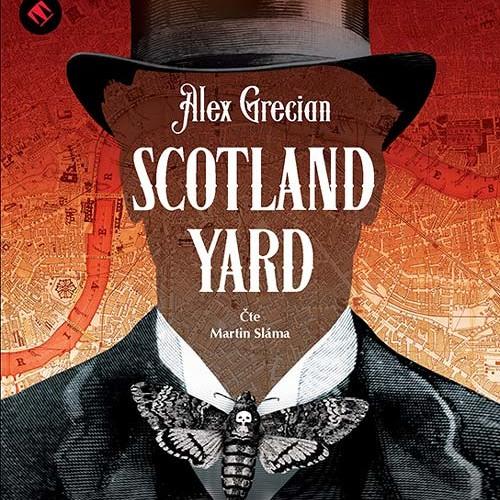Alex Grecian: Scotland Yard