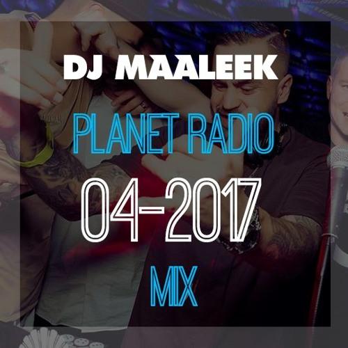 Planet Radio Mixtape 04-2017