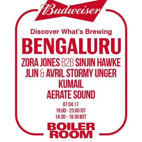 Jlin & Avril Stormy Unger Boiler Room Bengaluru Budweiser Live Set ...