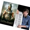 A Tribute to Bahubali...OST Portada del disco