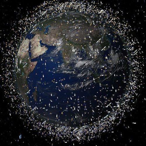 Comment se débarrasser des débris spatiaux ?