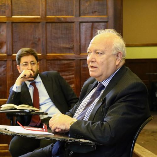 Colloquium 4-24-17 Miguel Ángel Moratinos