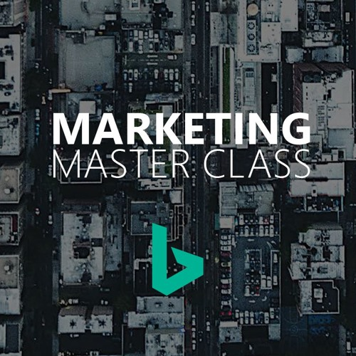 The Marketing Master Class Podcast Series