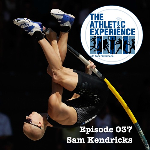 037 - Sam Kendricks - Olympic Bronze Medalist - Pole Vault - US Army Reserve