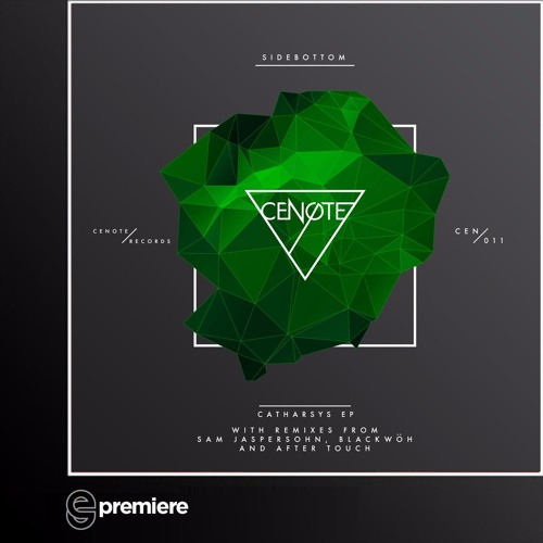 Premiere: Sidebottom - Sand & Clay (After Touch Remix)(Cenote Records)