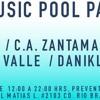 Indie Music Pool Party 4/23/17