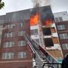 4700 Berwyn House Road - 5 Alarm Incident Audio - College Park, MD