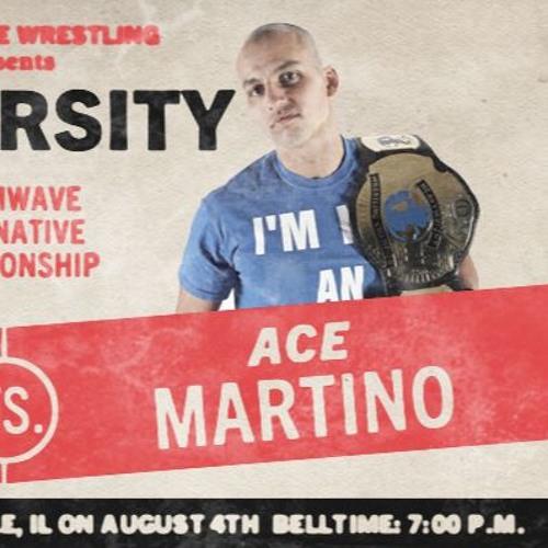 Ace Martino, Wrestling Perfection - Former DreamWave Wrestling Alternative Champion