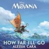 Moana How Far Ill Go (Cover)