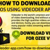 How To Download Ozee Videos Using Videoder Application