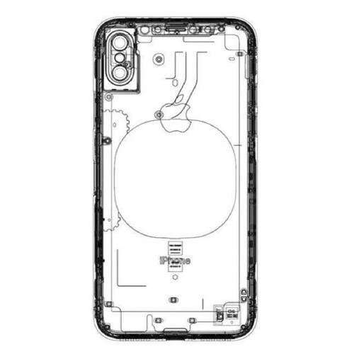 MyApple Daily (S04E164) #389: Rysunek iPhone'a z ładowaniem indukcyjnym i Touch ID pod ekranem