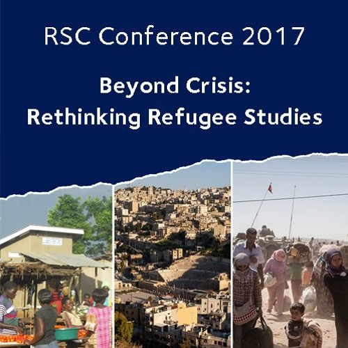 RSC Conference 2017   Session II, O'Reilly Theatre: The need for solidarity & responsibility sharing