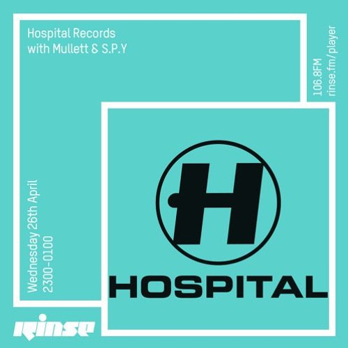 TRG - Broken Heart (Martyn Remix) (Stillhead Re-Remix) [Rinse FM / Hospital Records Podcast]