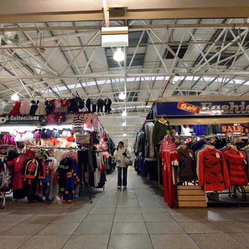 Bradford Market