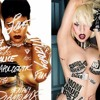 Rihanna Vs. Lady Gaga - Rude Judas (Rude Boy Vs. Judas) (Mashup)