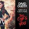 Ariana Grande Feat. Major Lazer - This One For My Love