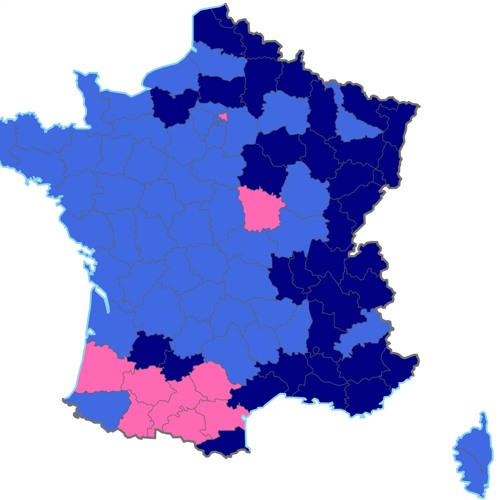 Las dos Francias se alistan para la segunda vuelta