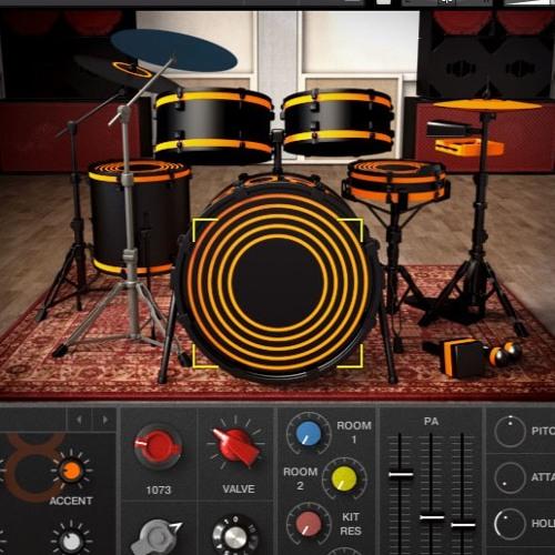 55b Bass Amped Kit