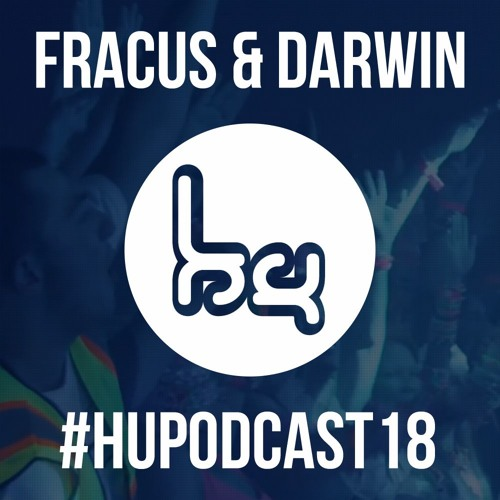 The Hardcore Underground Show - Podcast 18 (Fracus & Darwin) - APRIL 2017