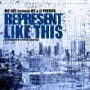 MC Eiht feat. WC & DJ Premier 'Represent Like This' (Produced by Brenk Sinatra)