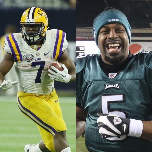 NFL Draft Special Edition: Leonard Fournette And Donovan McNabb